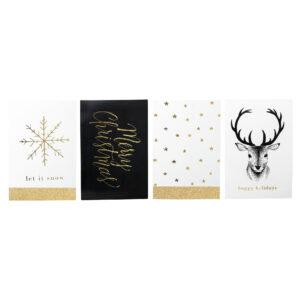 Bloomingville Weihnachtskarten Villa Madelief