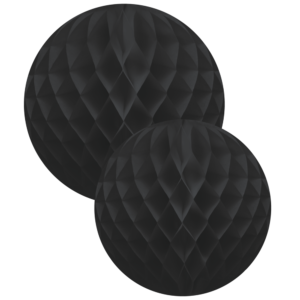 Honeycomb Wabenball Schwarz XL Delight Department