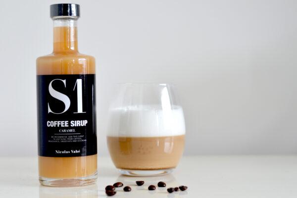 Nicolas Vahé Kaffeesirup S1