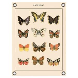 Schmetterlinge Gartenposter Sipp Outdoor Villa Madelief