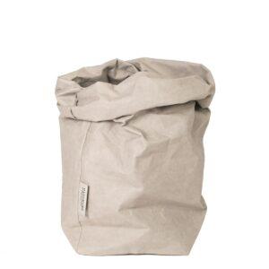Uashmama Paperbag Grau extra largeVilla Madelief
