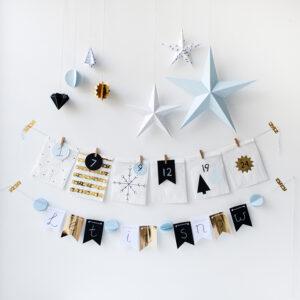Weihnachtsdekoration DIY Paket Imakin
