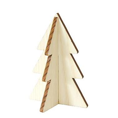 Weihnachtsbäumchen Holz Villa Madelief