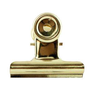 Metallklammer Gold 5 cm House Doctor