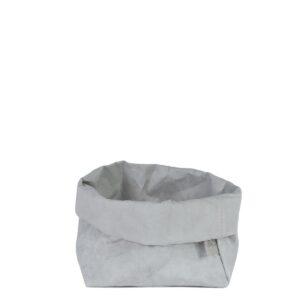 Uashmama Paperbag Grau medium Villa Madelief