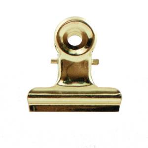 Metallklammer Gold 3 cm House Doctor