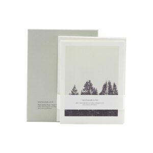 Monograph Grusskarten Set Winter Villa Madelief