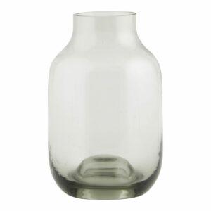 House Doctor Vase shaped Grau klein