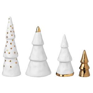 Weihnachtsbäumchen Räder Villa Madelief