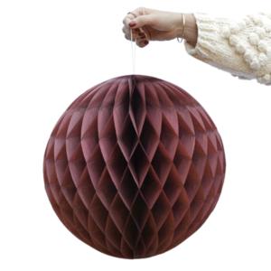 Delight Department Honeycomb roodbruin merlot Villa Madelief