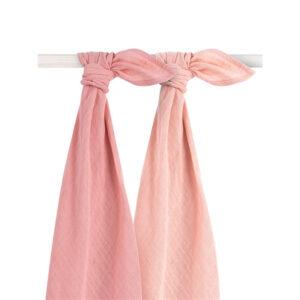 Bamboe doek roze