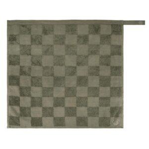 Zusss handdoek geblokkeerd groen