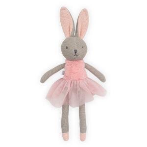 Jollein knuffel konijn roze